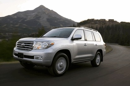 2009 Toyota Land Cruiser 44