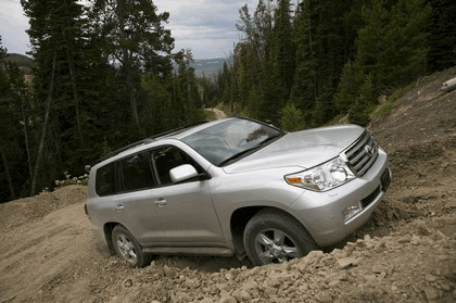 2009 Toyota Land Cruiser 45
