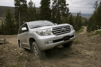 2009 Toyota Land Cruiser 46