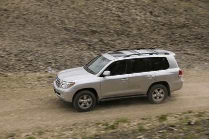 2009 Toyota Land Cruiser 47