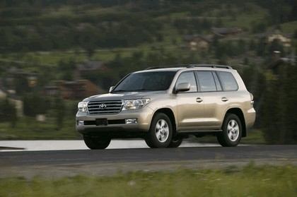 2009 Toyota Land Cruiser 48