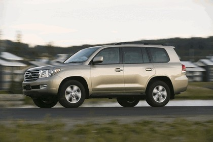 2009 Toyota Land Cruiser 49