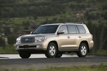 2009 Toyota Land Cruiser 50