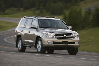 2009 Toyota Land Cruiser 51