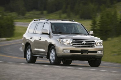 2009 Toyota Land Cruiser 52
