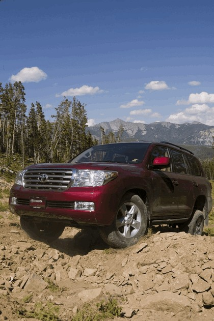 2009 Toyota Land Cruiser 58