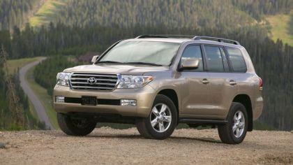 2009 Toyota Land Cruiser 4