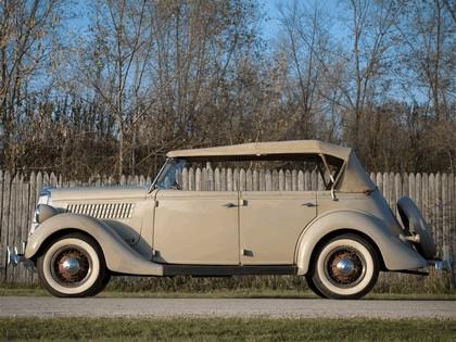1935 Ford Model 48 Deluxe Phaeton 2