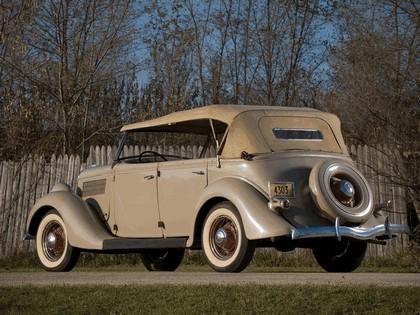 1935 Ford Model 48 Deluxe Phaeton 3