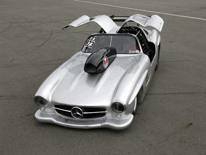 2009 Mercedes-Benz Gullwing Dragster 1