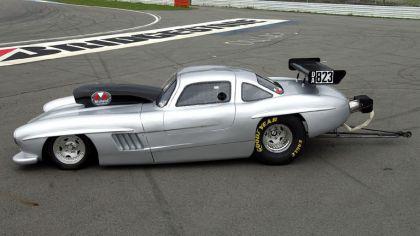 2009 Mercedes-Benz Gullwing Dragster 8