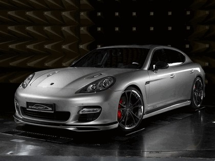 2009 SpeedART PS9 650 ( based on Porsche Panamera Turbo ) 1