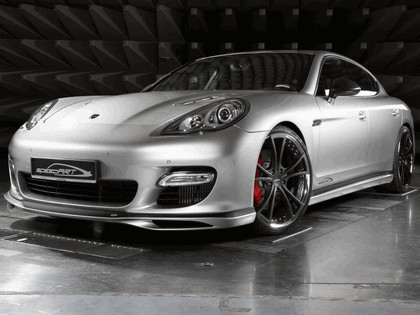 2009 SpeedART PS9 650 ( based on Porsche Panamera Turbo ) 5