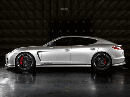 2009 SpeedART PS9 650 ( based on Porsche Panamera Turbo ) 8