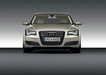 2009 Audi A8 4