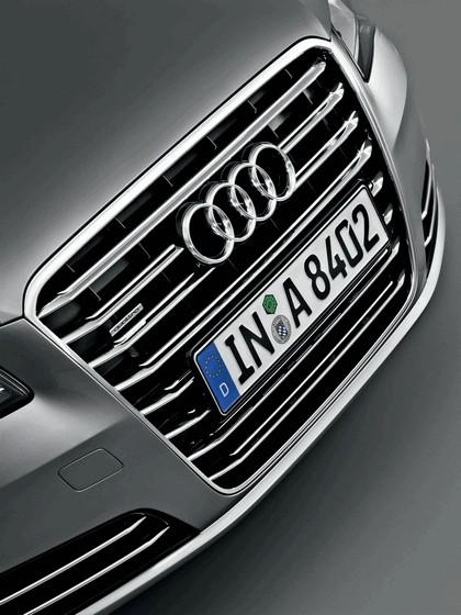 2009 Audi A8 12