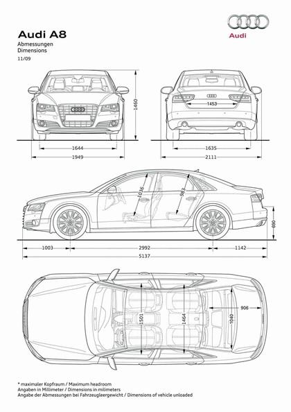 2009 Audi A8 30