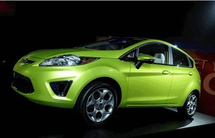 2010 Ford Fiesta - USA version 2