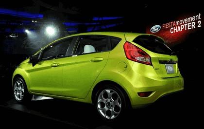 2010 Ford Fiesta - USA version 3