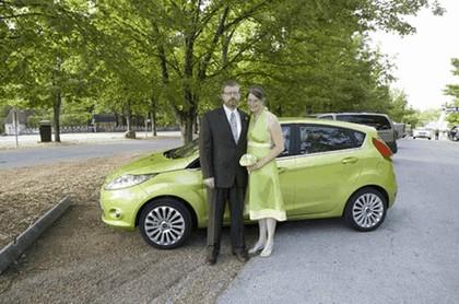 2010 Ford Fiesta - USA version 5
