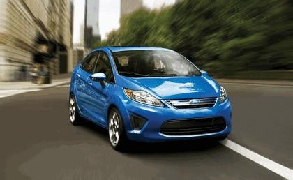 2010 Ford Fiesta - USA version 7