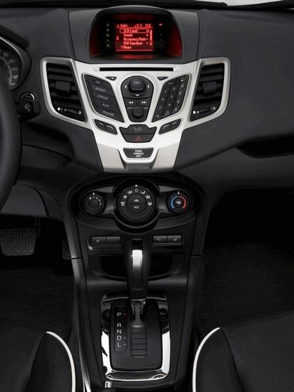 2010 Ford Fiesta - USA version 20
