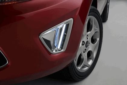 2010 Ford Fiesta sedan - USA version 6