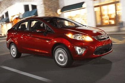 2010 Ford Fiesta sedan - USA version 8