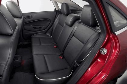 2010 Ford Fiesta sedan - USA version 12