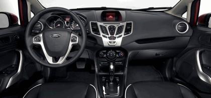 2010 Ford Fiesta sedan - USA version 14