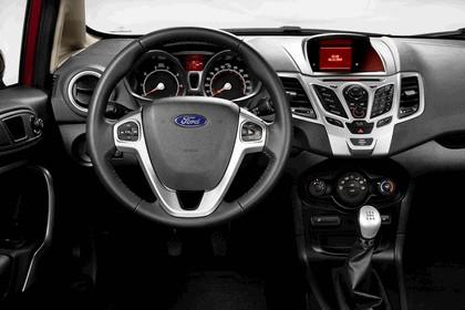 2010 Ford Fiesta sedan - USA version 15