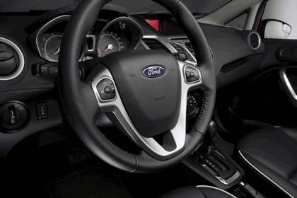 2010 Ford Fiesta sedan - USA version 16