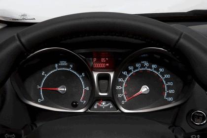 2010 Ford Fiesta sedan - USA version 17