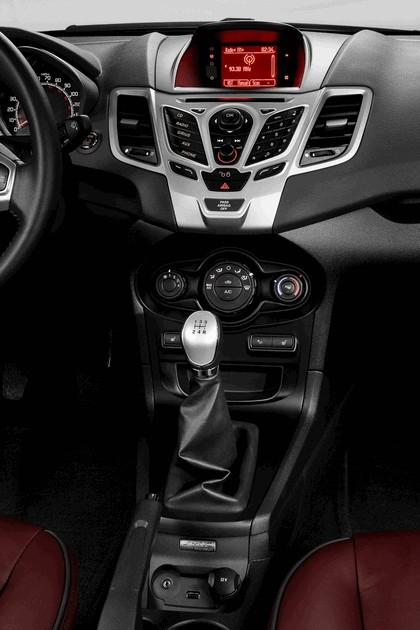 2010 Ford Fiesta sedan - USA version 19