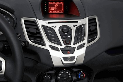 2010 Ford Fiesta sedan - USA version 21