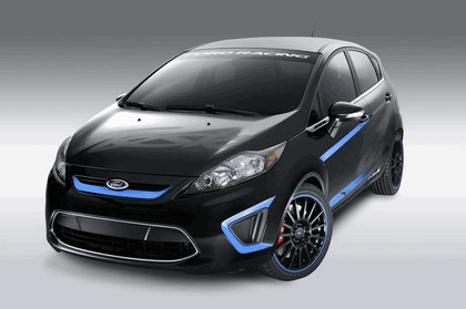 2010 Ford Fiesta by Steeda Autosports - USA version 1