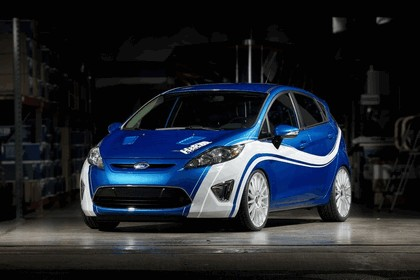2010 Ford Fiesta by H&R - USA version 1