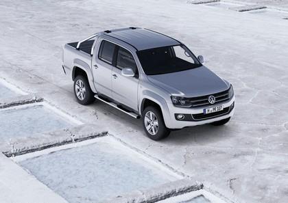2010 Volkswagen Amarok 2