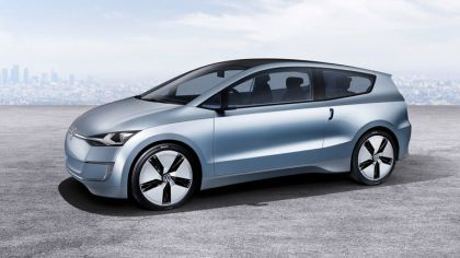 2009 Volkswagen Up Lite concept 3
