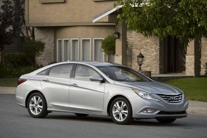 2011 Hyundai Sonata - USA version 1