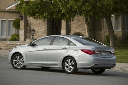 2011 Hyundai Sonata - USA version 6