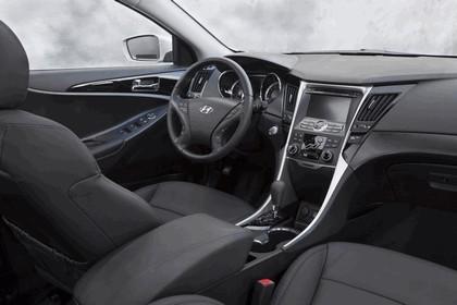2011 Hyundai Sonata - USA version 8