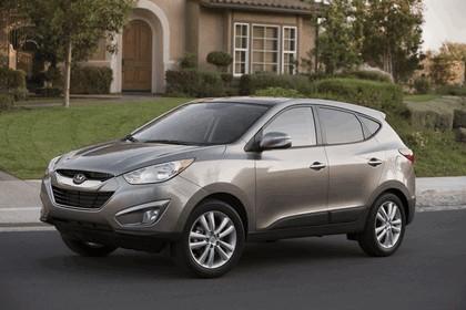 2010 Hyundai Tucson 1