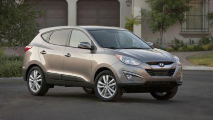 2010 Hyundai Tucson 8