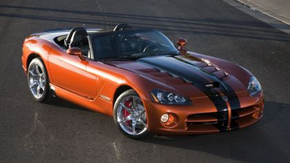 2010 Dodge Viper SRT10 roadster 7