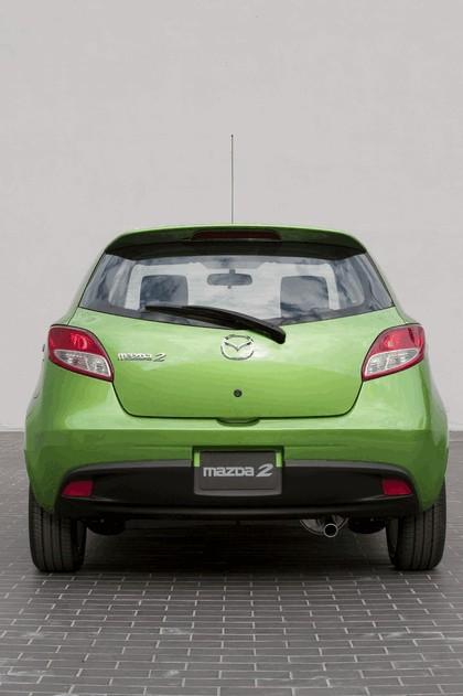 2010 Mazda 2 - USA version 4