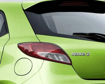 2010 Mazda 2 - USA version 10
