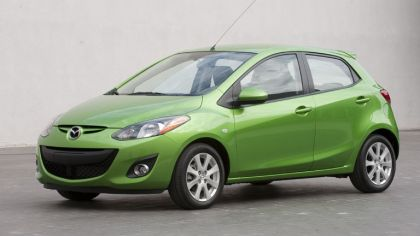 2010 Mazda 2 - USA version 6