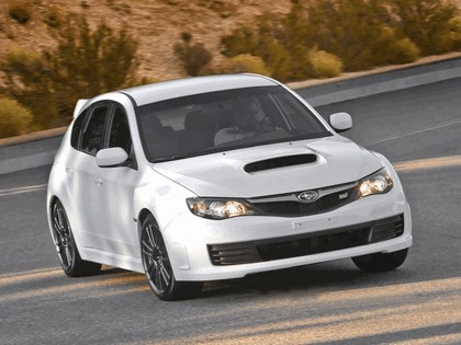 2010 Subaru Impreza WRX STi Special Edition - USA version 4