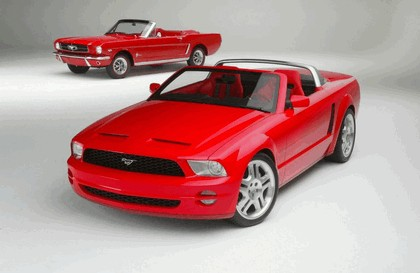 2004 Ford Mustang convertible concept 5